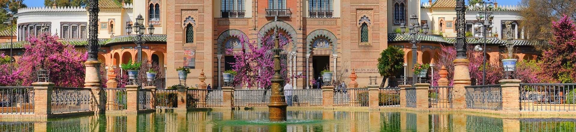 Hoteles en sevilla baratos desde 383 destinia for Hoteles baratos en sevilla con piscina