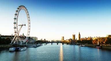 Estancia en Londres - Puente de Diciembre