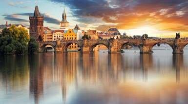 Praga, Viena y Budapest - Mayores de 60 años