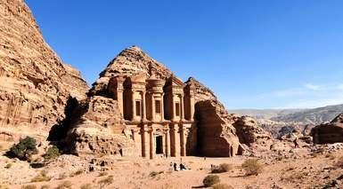 Jordania y Jerusalén