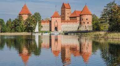 Estonia, Letonia y Lituania al Completo