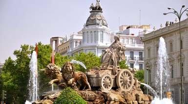 Andalucía y Madrid desde Marbella