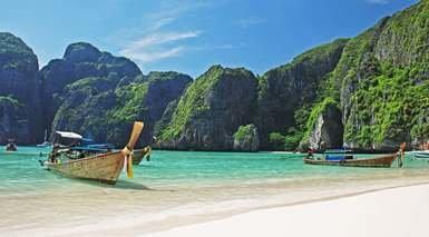 Combinado Bangkok + Phuket con Vuelo Doméstico