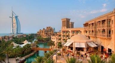 Dubái con Visita
