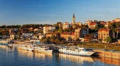 Escapada a Belgrado con Visita desde Barcelona