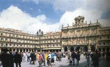 Hoteles en Salamanca