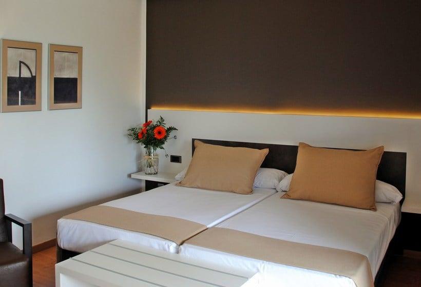 Zimmer Gran Hotel Zurbaran Badajoz