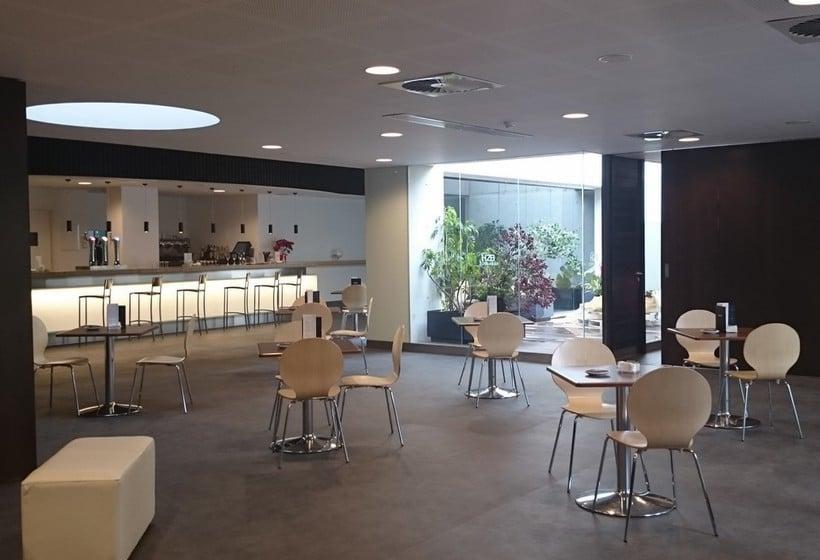 Cafeteria Gran Hotel Zurbaran Badajoz