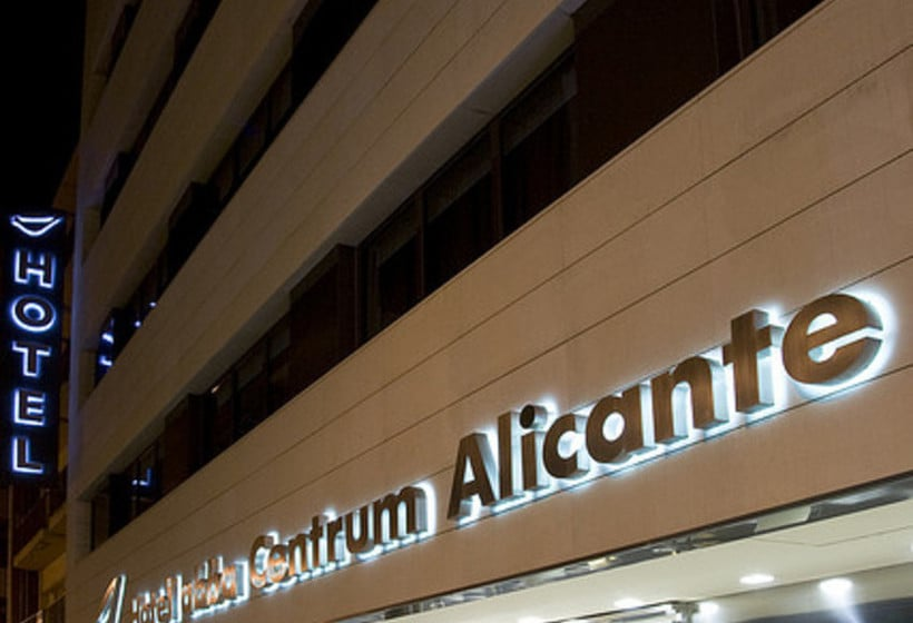 خارجي فندق Abba Centrum Alicante أليكانتي