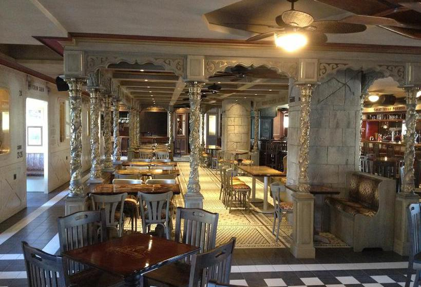 Restaurant Hotel Ambassador Playa II Benidorm