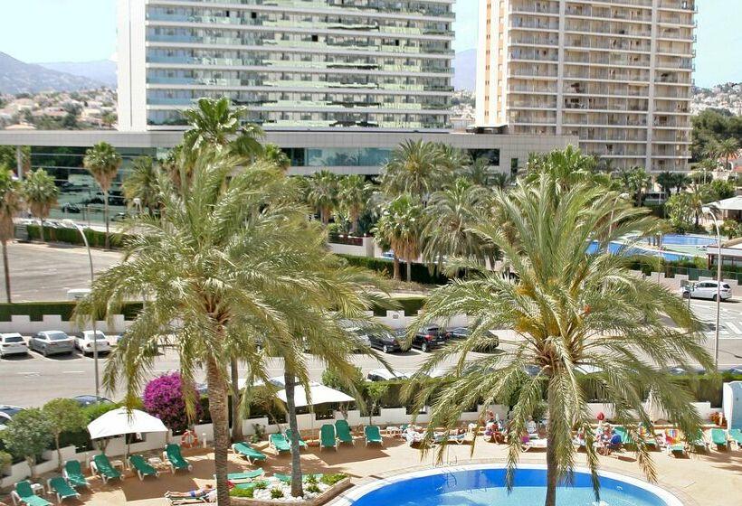 Esterno Hotel AR Roca Esmeralda & Spa Calpe