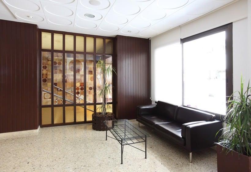 Gemeinschaftsbereiche Hotel Brasil Benidorm
