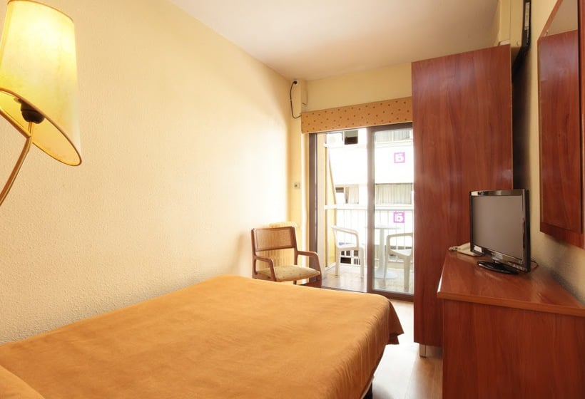 Zimmer Hotel Brasil Benidorm