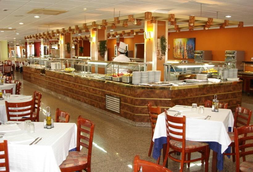 Cafeteria Hotel Caballo de Oro Benidorm