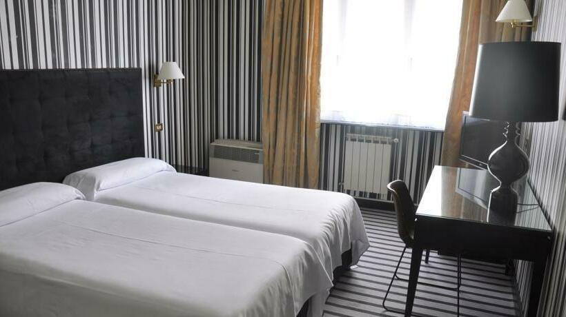 Chambre Hôtel Clarin Oviedo