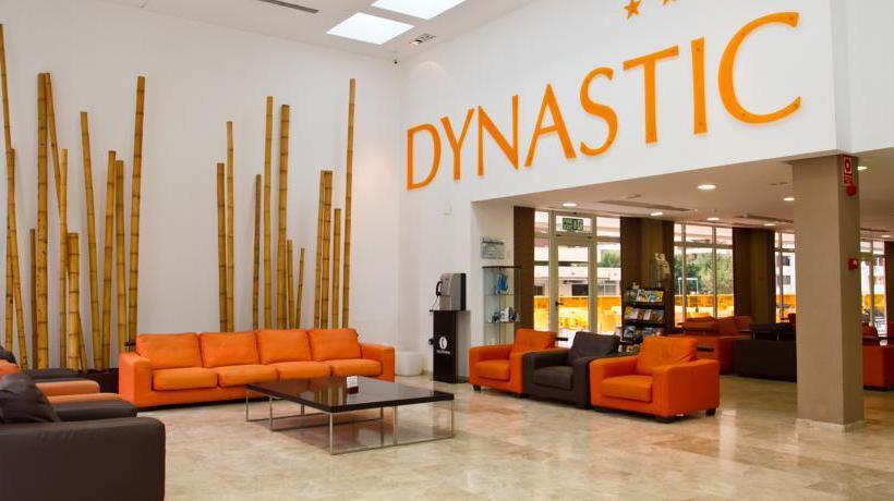 Recepción Hotel Dynastic Benidorm