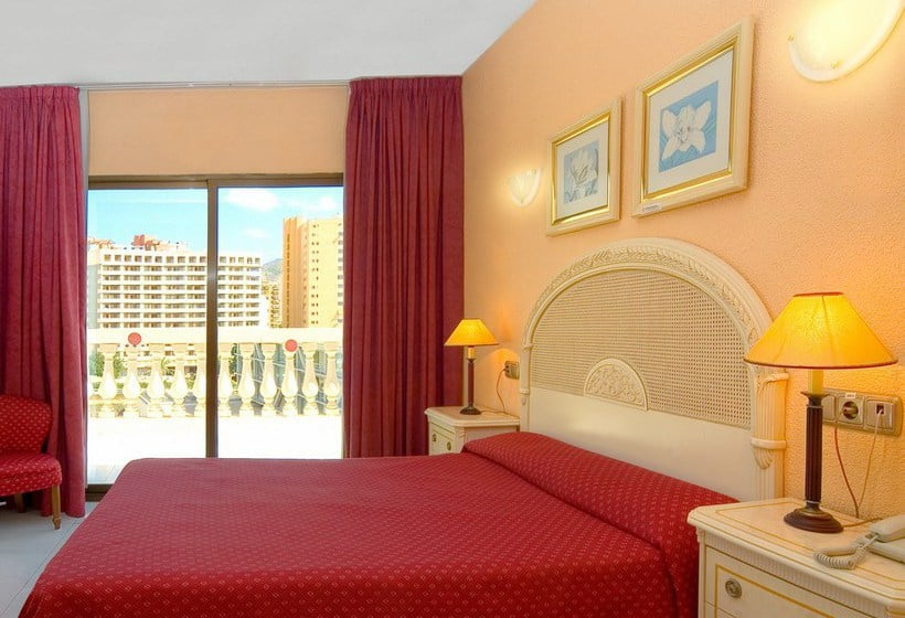 Chambre Hôtel Magic Cristal Park Benidorm