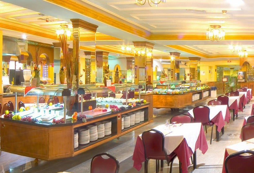 Restaurant Hotel Magic Cristal Park Benidorm