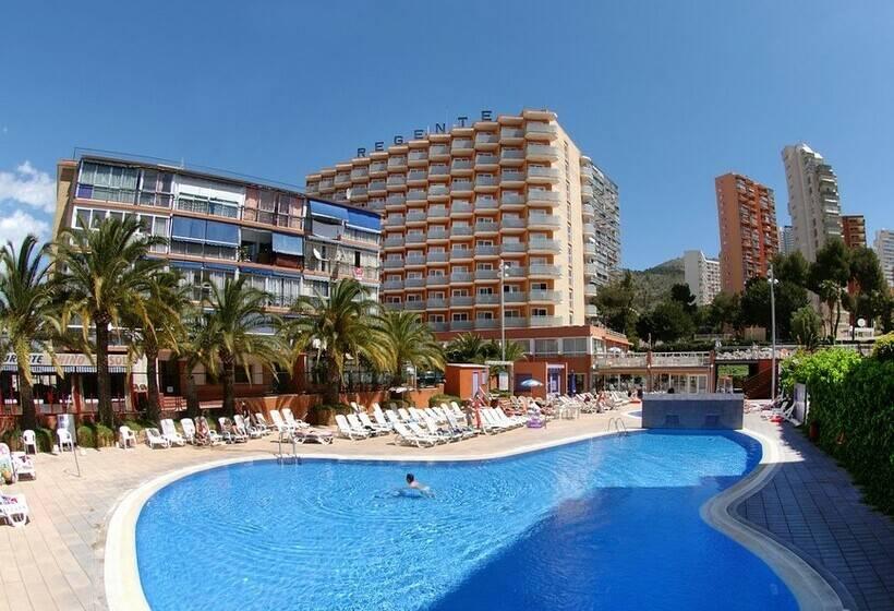 Schwimmbad Hotel Medplaya Regente Benidorm