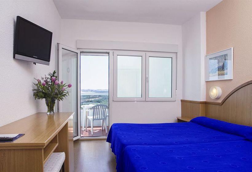 اتاق هتل Playas de Guardamar Guardamar del Segura