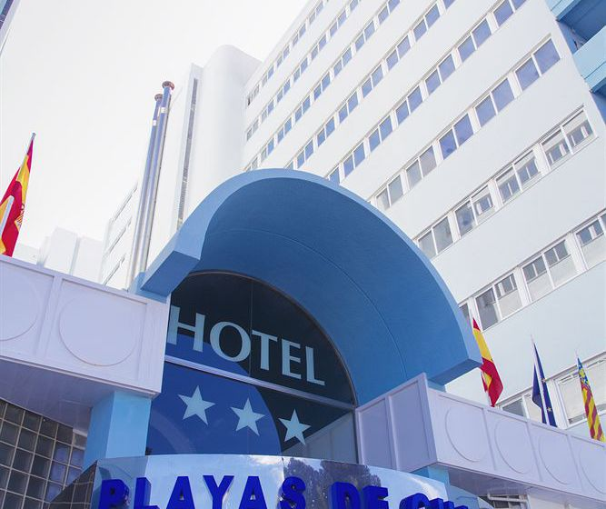هتل Playas de Guardamar Guardamar del Segura