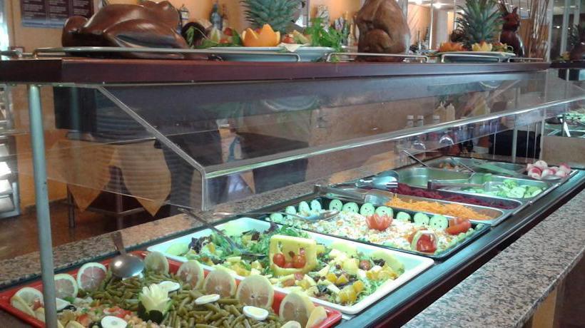 Restaurante Hotel Prince Park Benidorm