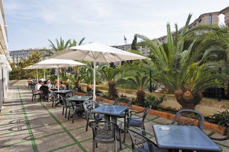 terraça Hotel Prince Park Benidorm