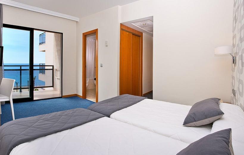 غرفة فندق RH Corona del Mar بينيدورم