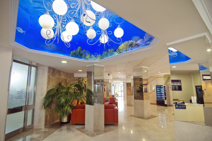 Common areas Hotel Servigroup Calypso Benidorm