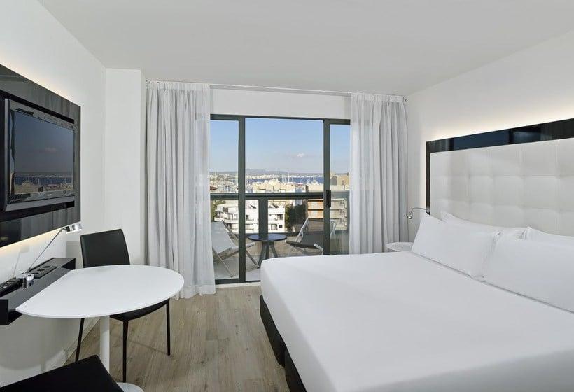 Quarto Hotel Tryp Palma Bosque Palma de Mallorca