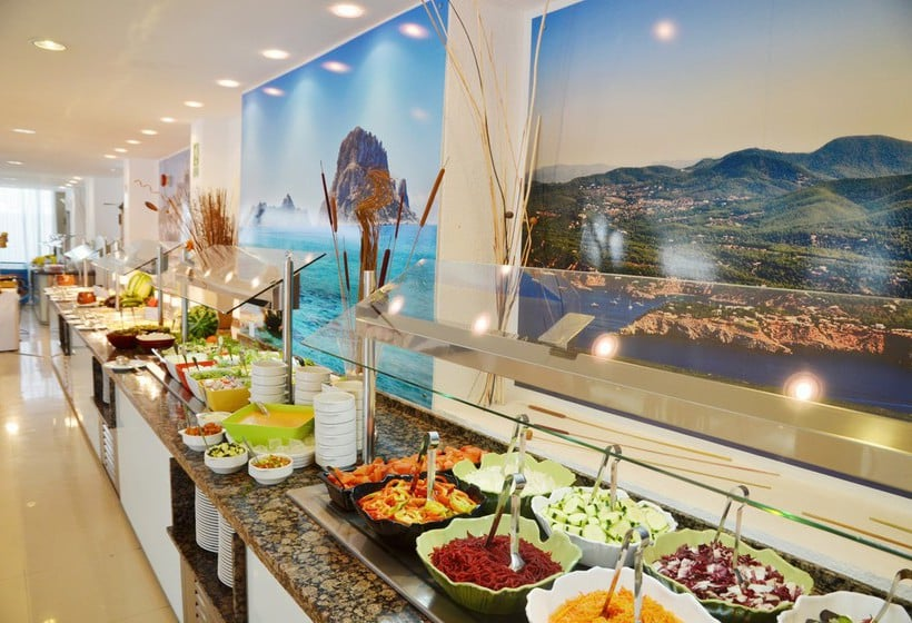 Restaurant AzuLine Hotel Atlantic Es Canar