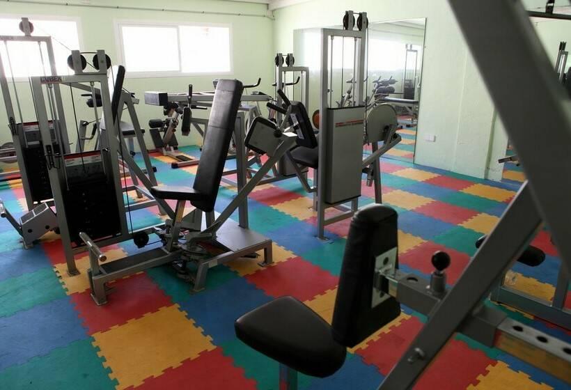 Sporteinrichtungen AzuLine Hotel Atlantic Es Canar