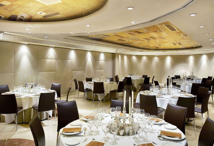 Restaurant Claris Hotel Barcelona