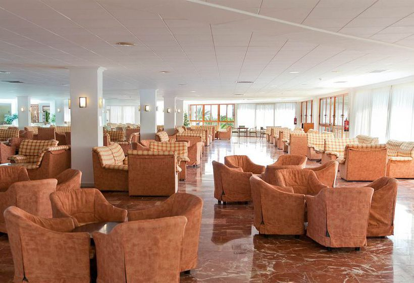 Common areas Hotel The New Algarb Playa d'en Bossa