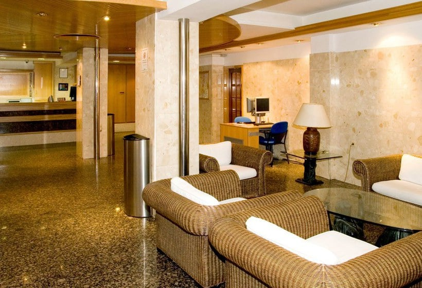 Common areas Hotel Auto Hogar Barcelona