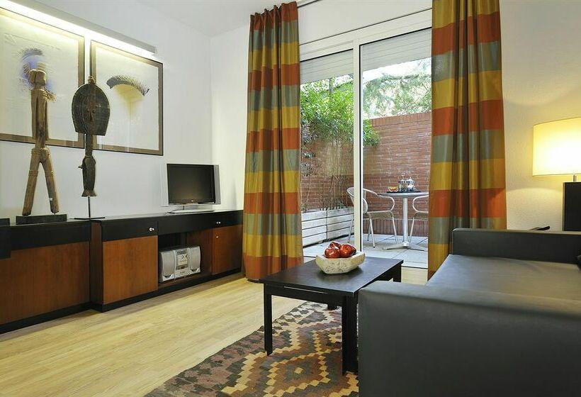 Zimmer Hotel Balmes Barcelona