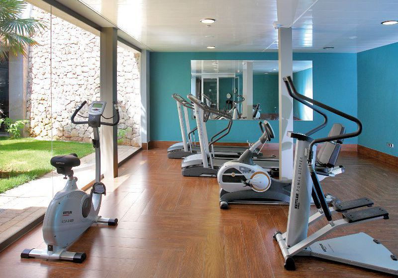 Sports facilities Hotel Occidental Menorca Sant Lluis