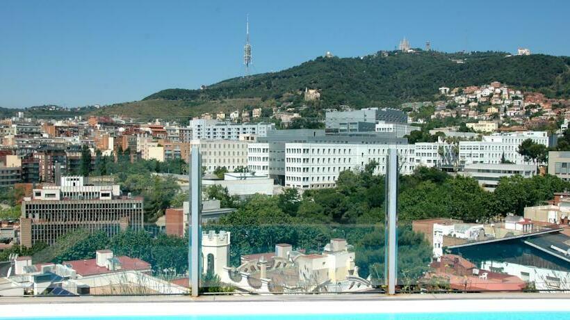 호텔 Catalonia Park Guell 바르셀로나