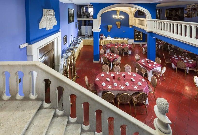 Zonas comunes Hotel Fernán González Burgos