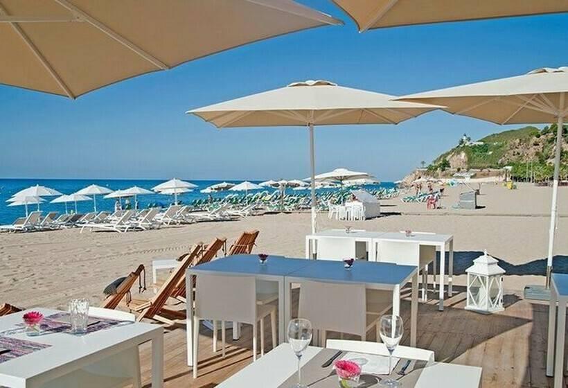Terrace Hotel Kaktus Playa Calella