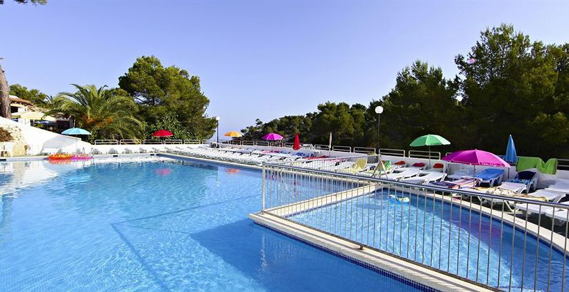 Swimming pool Hotel Sandos El Greco Beach - Adults Only Cala Portinatx