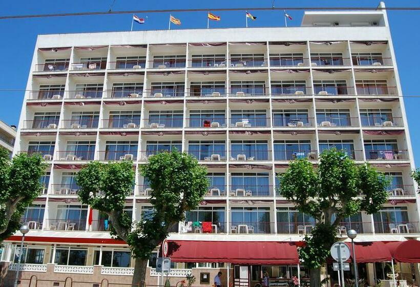 Hotel Mont Rosa Calella