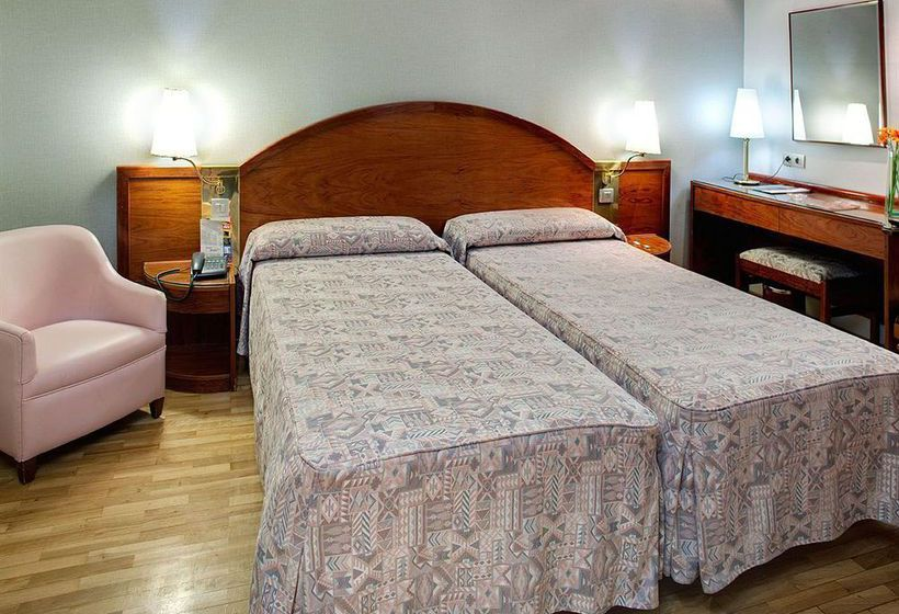 Chambre Hôtel Rialto Barcelone