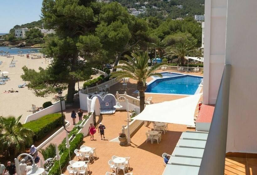 Terraza Hotel Riomar Santa Eulalia del Río