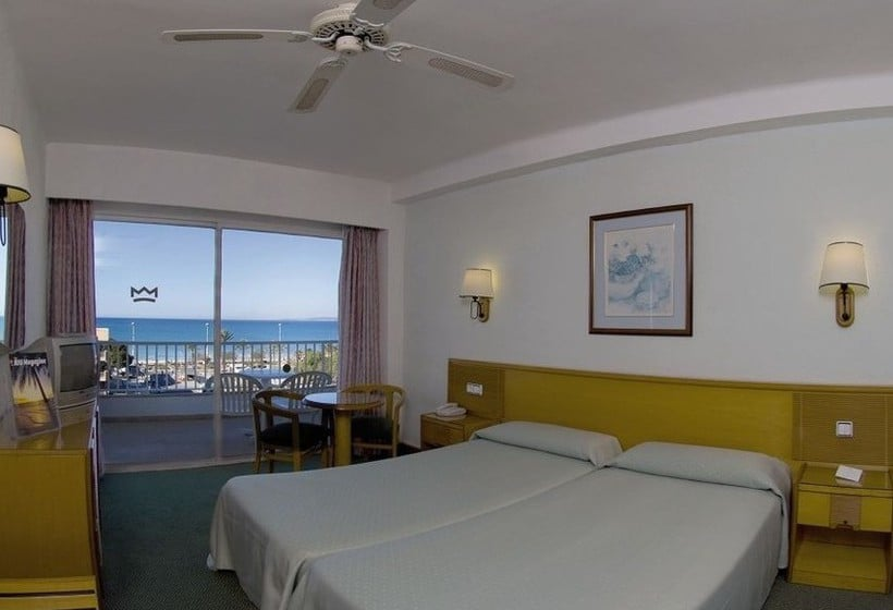 اتاق هتل Riu Concordia Platja de Palma