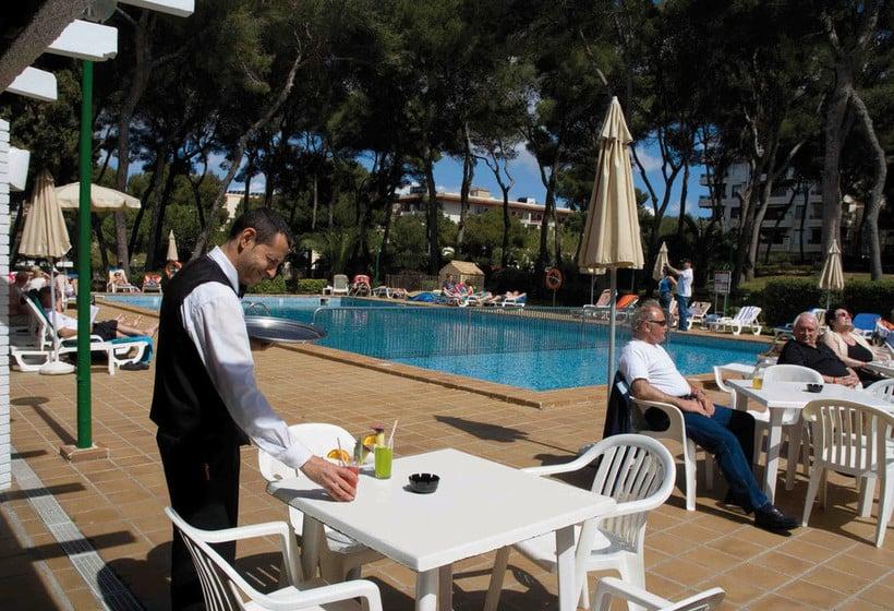 Cafeteria Hotel Riu Playa Park Platja de Palma