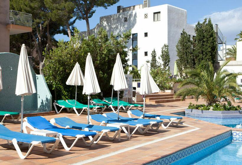 プール ホテル Seramar Sunna Park Paguera