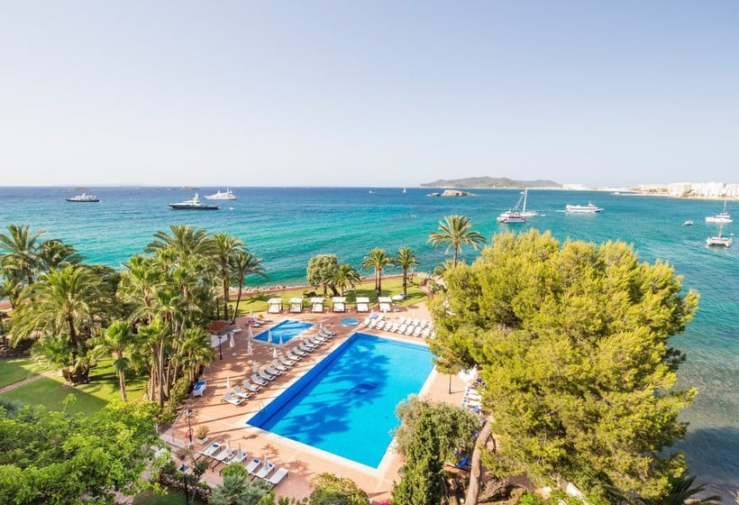 Piscina Hotel THB Class Los Molinos - Adults Only Ibiza