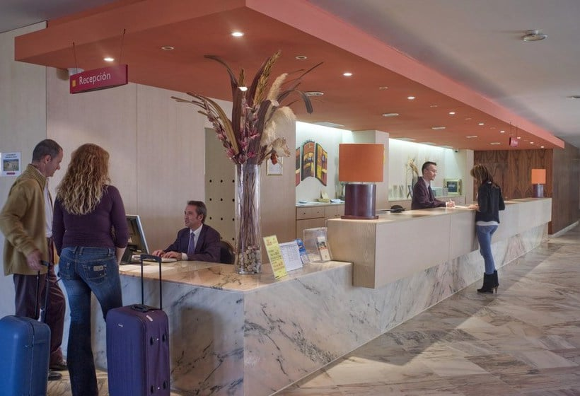Réception Gran Hotel del Coto Matalascanyas