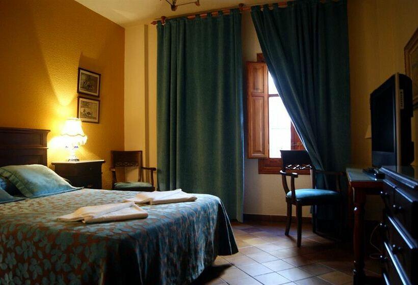 Zimmer Hotel Almona Granada